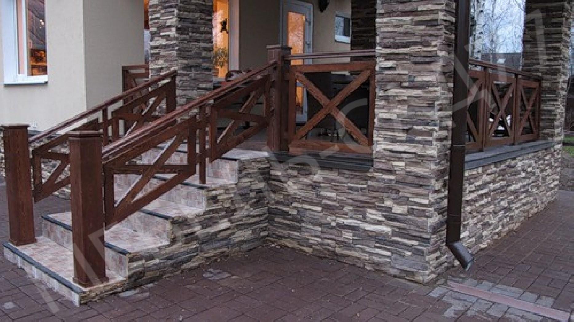 Крыльцо дома из кирпича: фото крыльца кирпичного дома 17